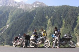 Adventure Tour in Sonmarg